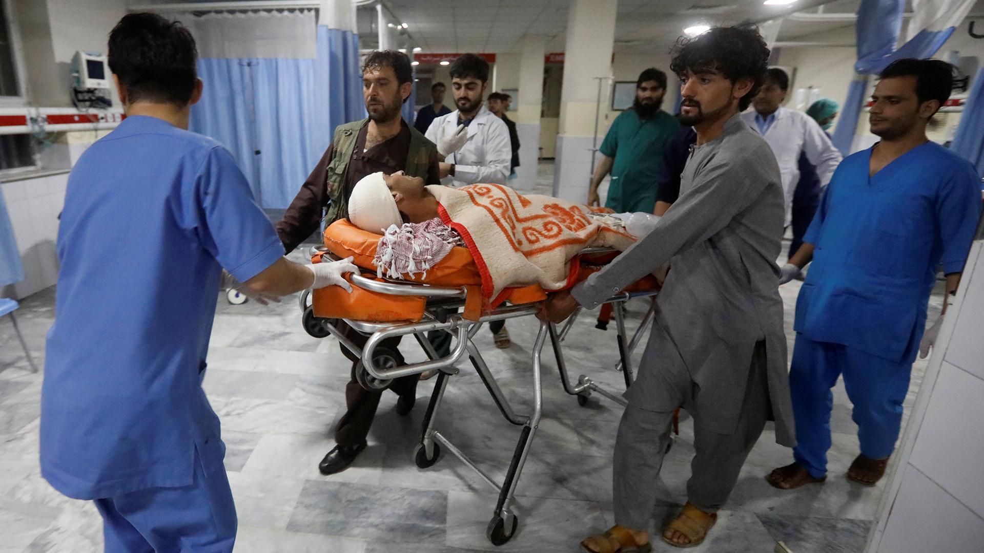 Los insurgentes cometieron casi 200 ataques durante la jornada electoral en Afganistán (Reuters)