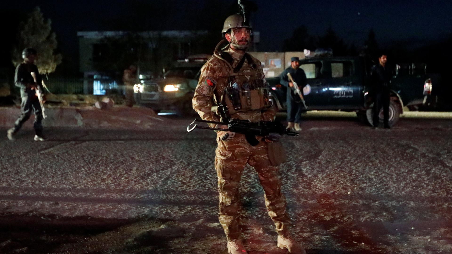 Al menos 67 personas murieron durante la jornada electoral en Afganistán (Reuters)