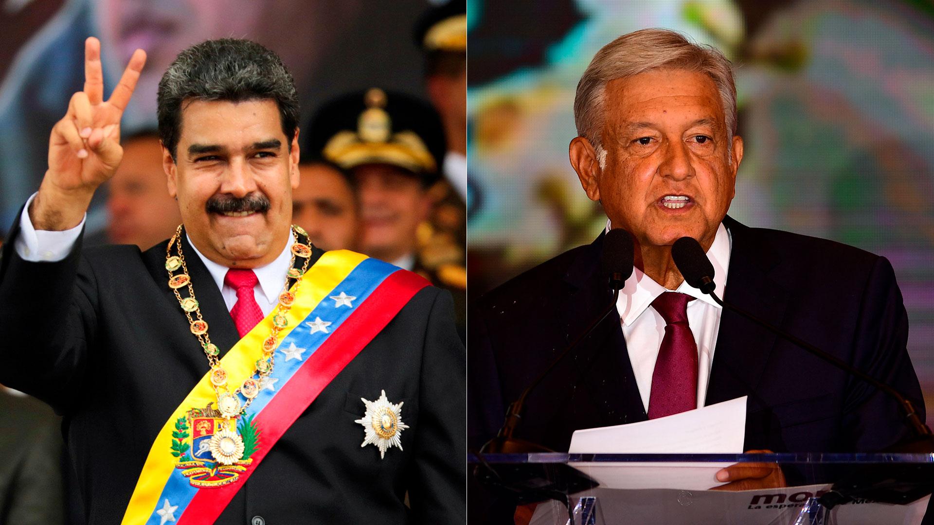 López Obrador aclaró que durante su gestión mantendrá una postura neutral acerca de la política interna de otros países (Foto: Reuters)